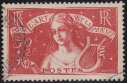 France     .   Yvert   .       308        .       O      .   Oblitéré      .   /  .      Cancelled - Used Stamps