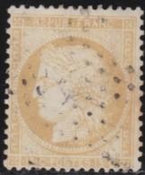 France     .   Yvert   .      59       .       O      .   Oblitéré      .   /  .      Cancelled - 1871-1875 Cérès