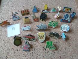 LOT DE 25 PIN'S  ( Lot N° 18 ) - Pin's