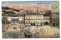 12944 - EXPOSIZIONE INTERNAZIONALE GENOVA 14 - Expositions Universelles