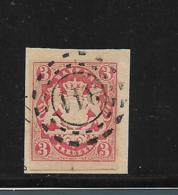D-Bay061 /  Bayern,  Mi.Nr. 15, Mühlrad  311 (+ 3) Memmingen - Bavaria