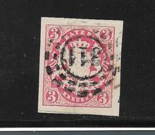 D-Bay063 /  Bayern,  Mi.Nr. 15, Mühlrad 311 (+ 3) Memminge - Bavaria