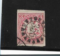 D-Bay067/  Bayern,  Mi.Nr. 15, Mühlrad 356 (+ 25) Nürnberg - Bavaria