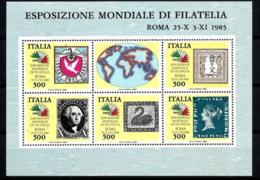 Italia HB 2 En Nuevo - 6. 1946-.. República