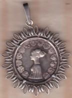 Medaglia In Argento 925 / Medaille En Argent 925, Jubilaeum Roma 1975, Par Sacchetti - Altri