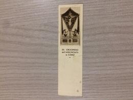 Santino SS. Crocifisso Dell'annunciata In Como - Santini