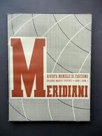 Meridiani Anno 1 N. 1 Bologna 1935 Azienda Venturi Bonifica Crevalcore S. Agata - Libri, Riviste, Fumetti