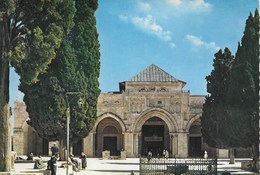 Israël - Jérusalem : Mosquée De Aksa - Israel