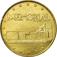 France, Jeton, Jeton Touristique, Caen - Mémorial N°1, 2001, MDP, TTB - France