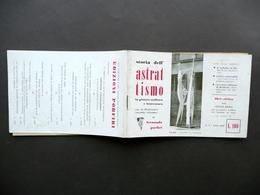 Storia Dell'Astrattismo Fernando Porfiri Arte Murale Alfabeto Plastico Anni '50 - Non Classificati