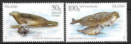Islande 2011, N°1229/1230 Neufs Phoques - 1944-... Republique