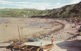 Postcard The Beach Nefyn PU At Pwllheli 1967 My Ref  B12825 - Caernarvonshire