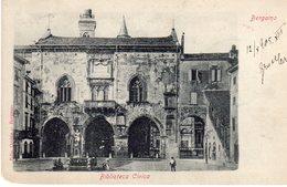Bergamo - Biblioteca Civica - - Bergamo
