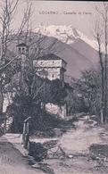 Locarno, Castello Di Ferro (33754) - TI Tessin