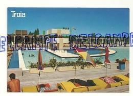 Portugal. Setubal. Costa Azul. Troia. Piscine. 1989 - Setúbal