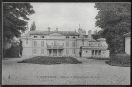 CPA 91 - Montgeron, Château De Rottembourg - Montgeron