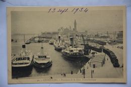 CHERBOURG-panorama De La Gare Transatlantique - Cherbourg