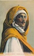 CPA - Afrique - Algérie - Scènes Et Types - Arabe De La Plaine - Algérie