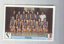 ITALIA...TEAM....PALLACANESTRO....VOLLEY BALL...BASKET - Tarjetas