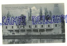 Exposition Universelle De Liège 1905. Colonies Françaises Le Pavillon De L'Afrique. D.T.C. - Liege