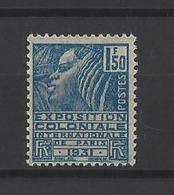 FRANCE  YT  N° 273  Neuf **  1930 - Frankreich