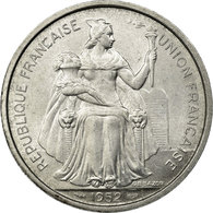 Monnaie, FRENCH OCEANIA, 5 Francs, 1982, SUP, Aluminium, KM:4 - Polynésie Française