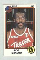 BOB MCADOO....PALLACANESTRO....VOLLEY BALL...BASKET - Trading Cards