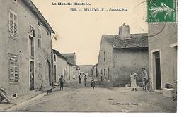 Moselle - 57 - Belleville - Autres Communes