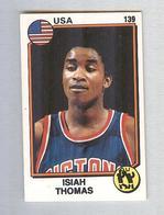 ISIAH THOMAS.....PALLACANESTRO....VOLLEY BALL...BASKET - Trading Cards