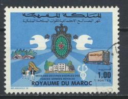 °°° MAROC - Y&T N°1042 - 1987 °°° - Marokko (1956-...)