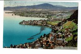 CPA - Carte Postale -Suisse-Vaud - Territet - Montreux-1923 - S5016 - GE Genève