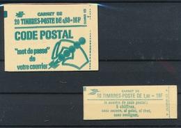 CL-18: FRANCE: Lot  Carnets N°1893C1-2424C1 - Carnets