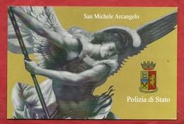 PS54---CARTOLINA POLIZIA DI STATO----LEGGI LA DESCRIZIONE------2 SCANS - Police