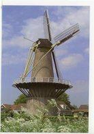 """HEINKENSZAND - Borsele (Zeeland) - Molen/moulin - Prachtige WENSKAART Incl. Envelop Van """"De Vijf Gebroeders"""" - Pays-Bas"""