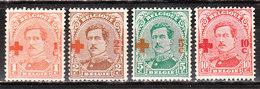 150/53*  Croix-Rouge - Bonnes Valeurs - MH* - LOOK!!!! - 1918 Croix-Rouge