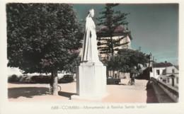 ***  COIMBRA ***  COIMBRA  Monumento A Rainha Santa Isabel - Unused TTB - Coimbra