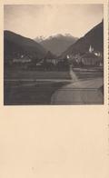 Visp Real Photo Postcard 1937 - VS Valais
