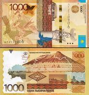 KAZAKHSTAN - 1.000 Tenge 2014 UNC P.45 - Kazakistan