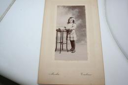 Photo Ancienne De Fillette - Photos