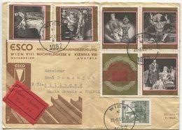 Express Company Cover, 1969 - 1945-.... 2ème République