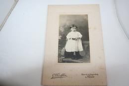 Photo Ancienne D'enfant - Photos