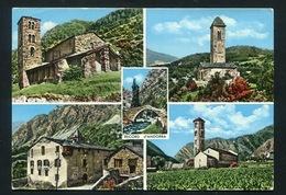 VAL D'ANDORRA . Multivues , Timbre Affranchi 1965 - Andorre