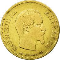 Monnaie, France, Napoleon III, Napoléon III, 10 Francs, 1856, Paris, TB+, Or - France