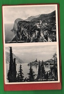 Lago Garda Libretto 20 Foto Anni '50 Torbole Riva Tremosine Gargnano Maderno Fasano Salò Garda Ecc. - Luoghi