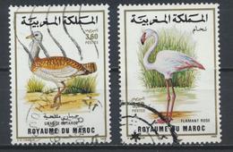 °°° MAROC - Y&T N°1056/57 - 1988 °°° - Marokko (1956-...)