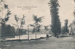CPA - France - (76) Seine Maritime - Saint-Valery-en-Caux - Cours De L'est - Saint Valery En Caux