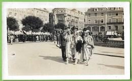 Lisboa - REAL PHOTO - Senhoras Passeando No Rossio - Mulher - Woman - Femme - Portugal - Lisboa