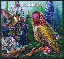CAR (CENTRAL AFRICAN REPUBLIC) 2015 CAR000 Fauna. Birds. Hummingbird - Centrafricaine (République)