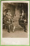 Lisboa - Senhoras Na Estufa Fria - Mulher - Woman - Femme - Vintage - Belle Époque - Portugal (Fotográfico) - Lisboa
