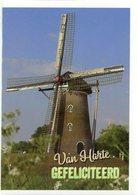 RUCPHEN Voorheen Bosschenhoofd (N.-Br.) - Molen/moulin - Mooie WENSKAART Incl. Envelop Van De Heimolen - Pays-Bas
